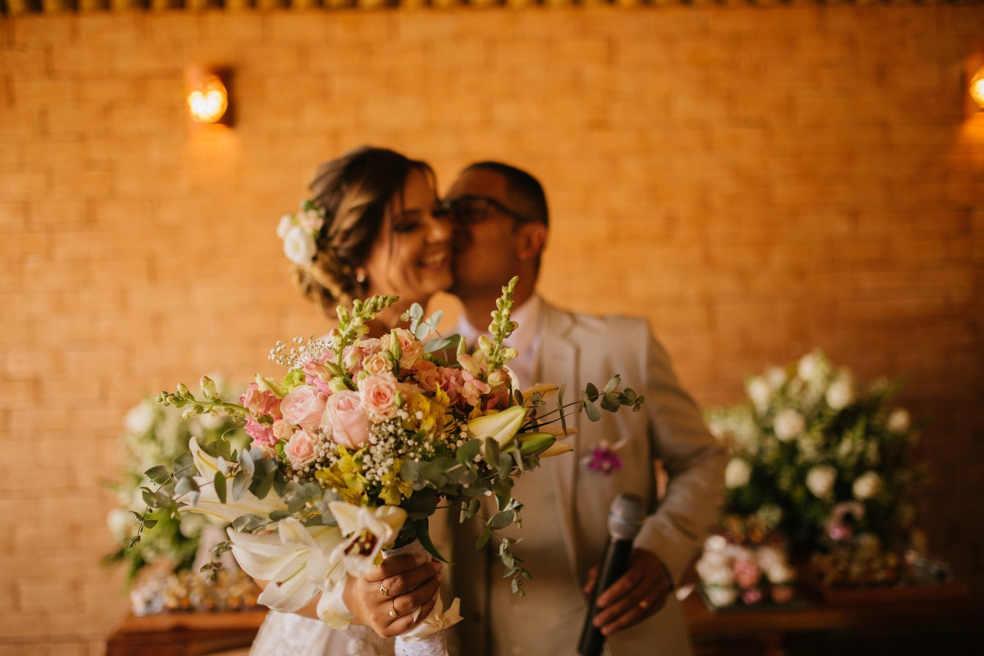 Mini Wedding- Camila e Alex -  Uberlândia Minas Gerais